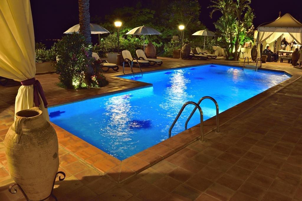 Bijzondere accommodaties Hotel Vecchia Masseria in Caltagirone (Sicilië, Italië)