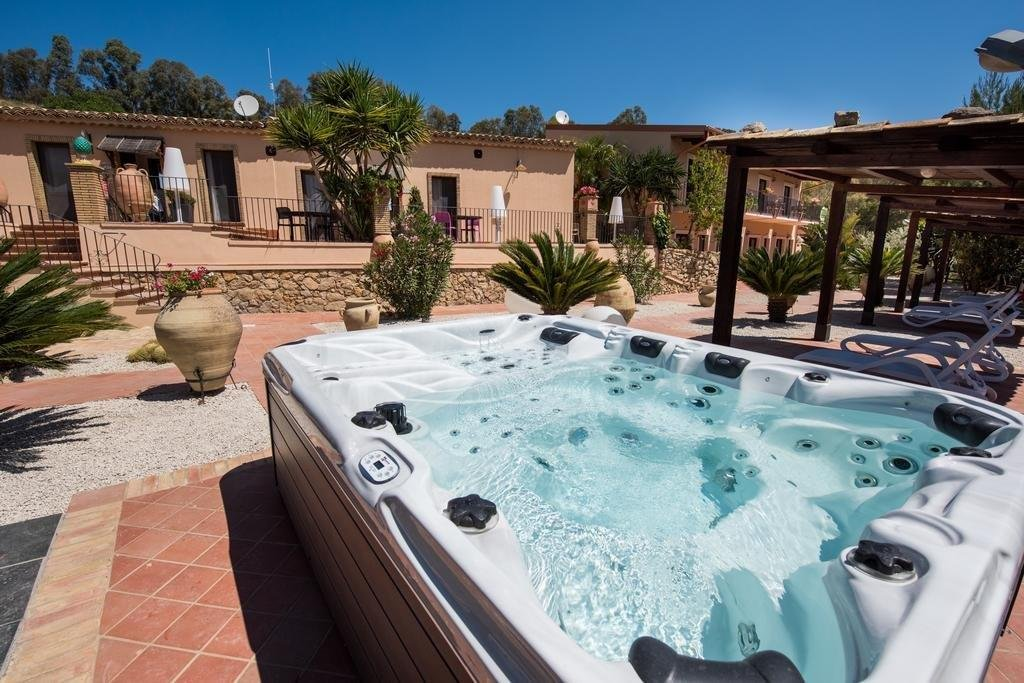 Hotel Vechia Masseria - jacuzzi