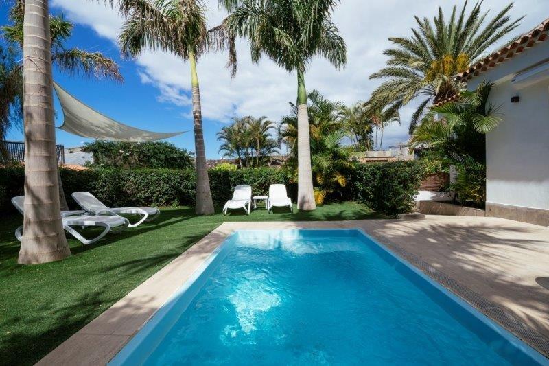 Villa Piedras de Aqua - privézwembad