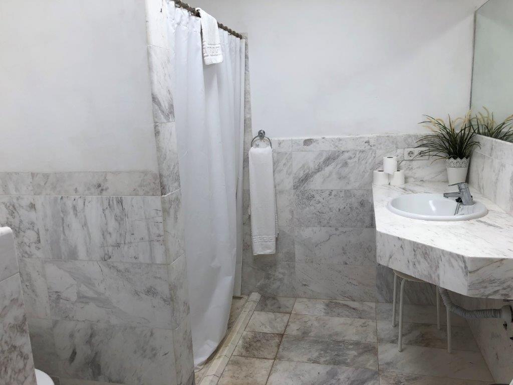 Villa Piedras de Aqua - badkamer