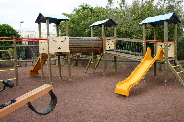 Villa Piedras de Aqua - gezamenlijke speeltuin