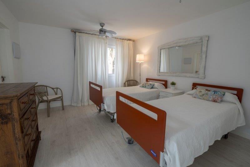 Villa Piedras de Aqua - slaapkamer