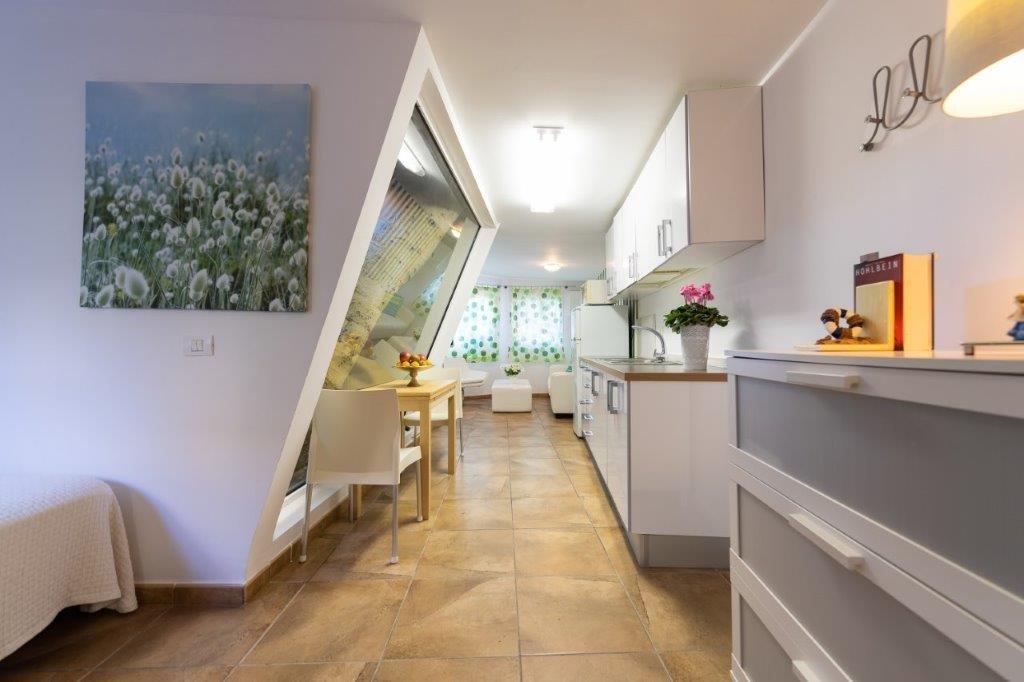 Appartementen Jardines del Cura - studio nr 1