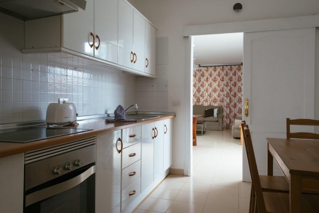 Villa Cuarenta Piedras - keuken