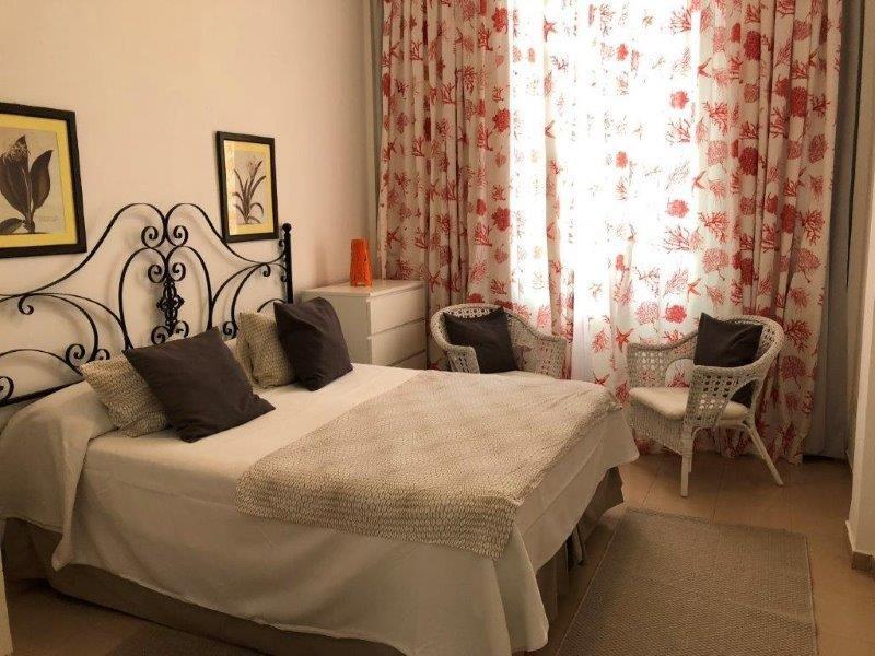 Villa Cuarenta Piedras - slaapkamer