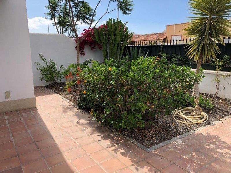 Villa Cuarenta Piedras - tuin