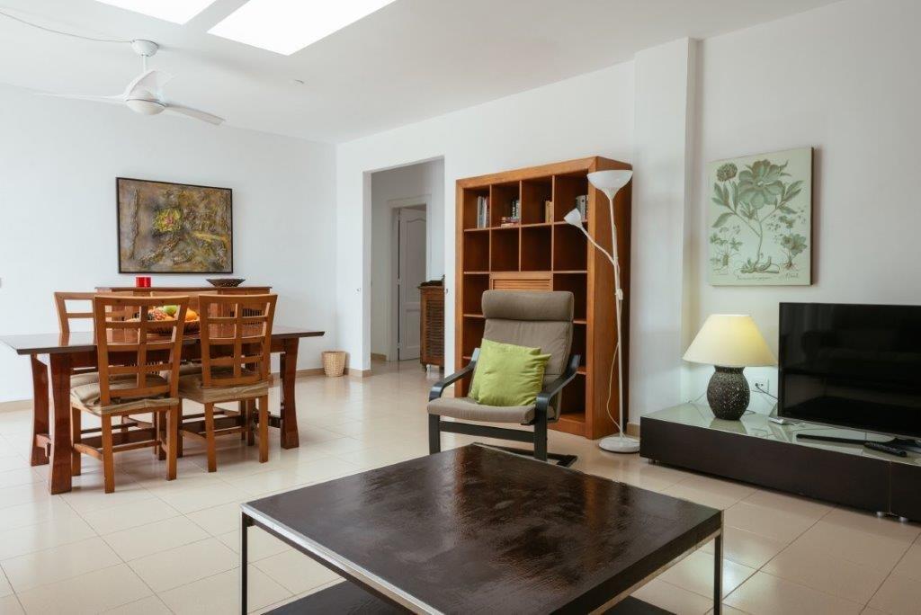 Villa Cuarenta Piedras - woonkamer