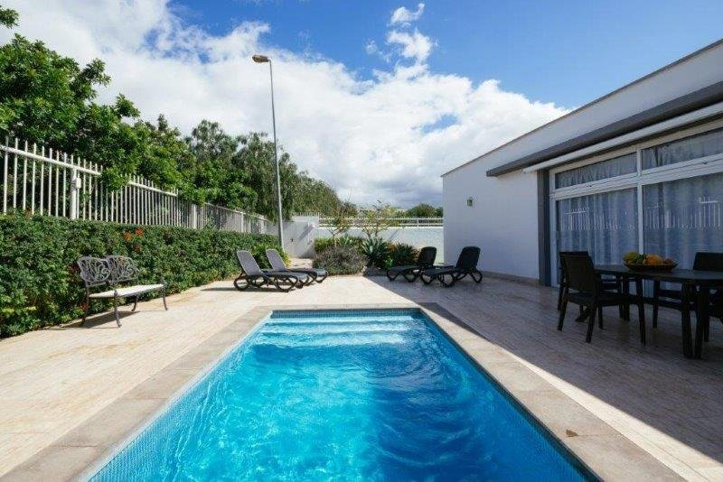 Villa Cuarenta Piedras - zwembad