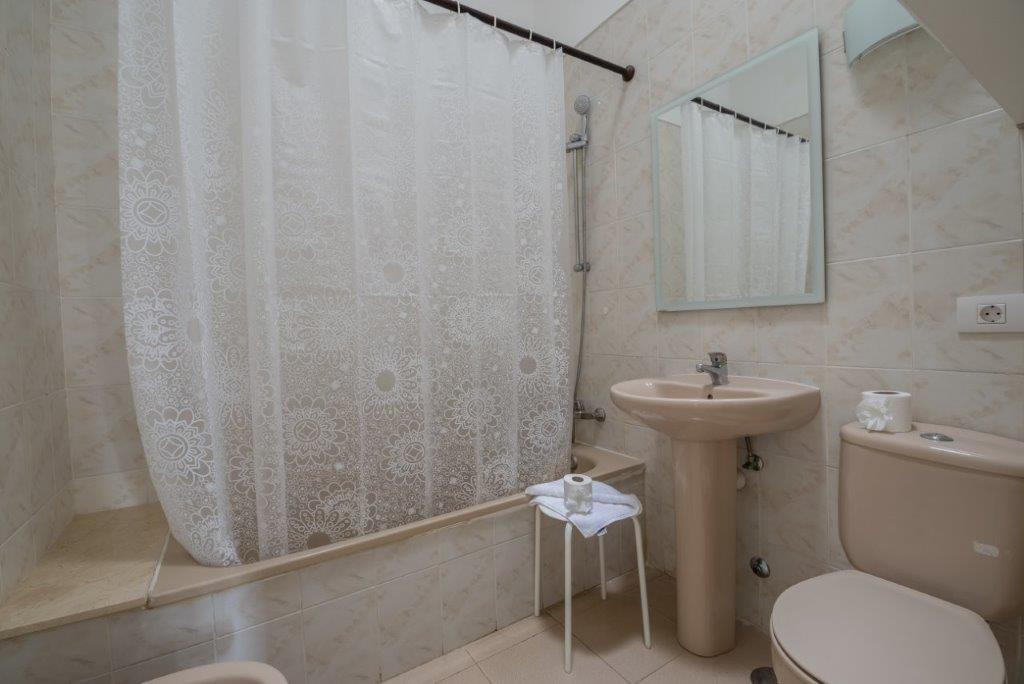 Villa Cuarenta Piedras - badkamer