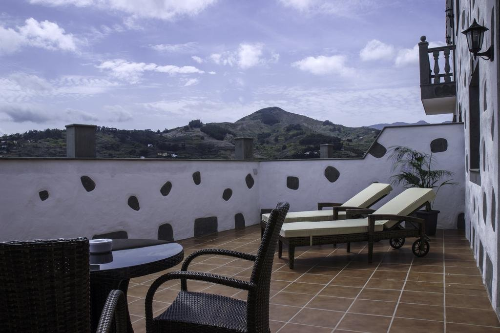 Hotel Melvas Suites -balkon