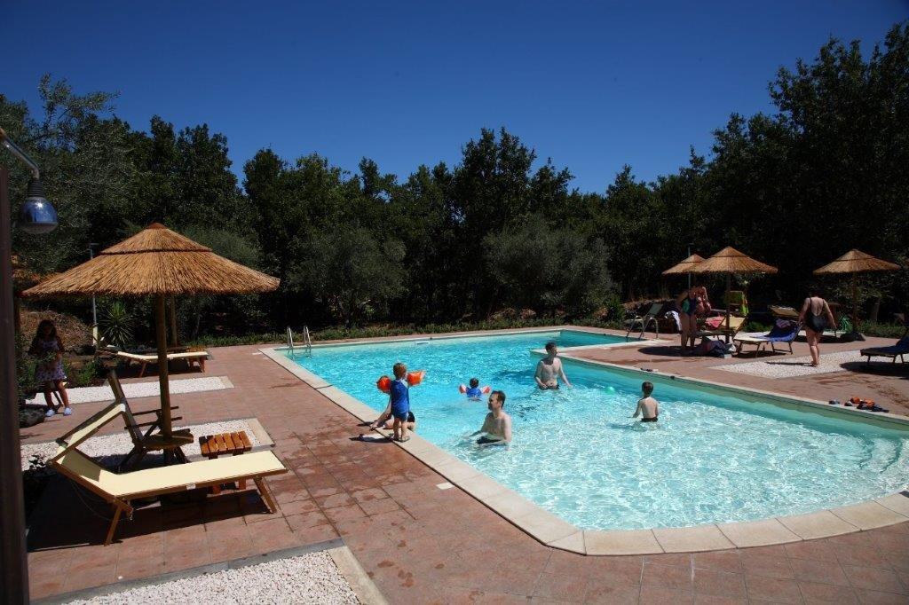 Appartementen Antica Cavalleria - zwembad