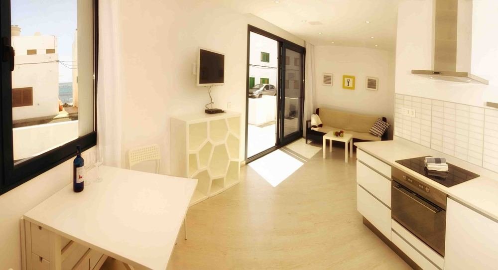 Bijzondere accommodaties Appartement Anclada in Arrieta (Lanzarote, Spanje)