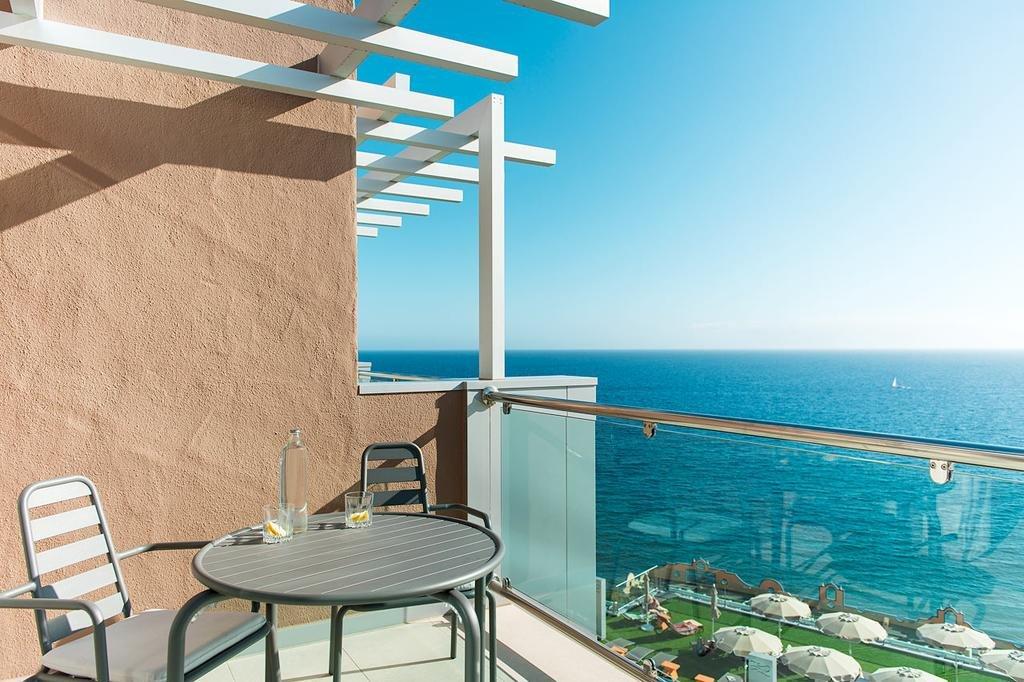 Appartementen Riviera Vista - balkon