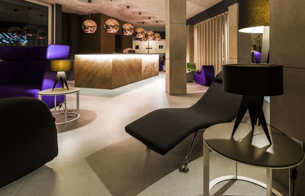 Appartementen Riviera Vista - lounge