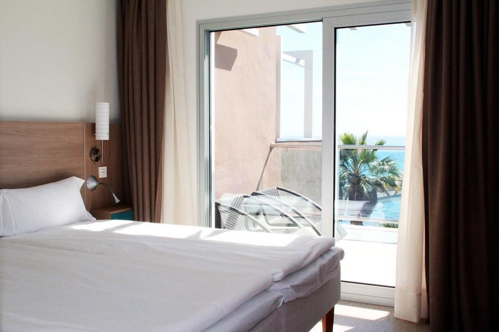 Appartementen Riviera Vista - slaapkamer