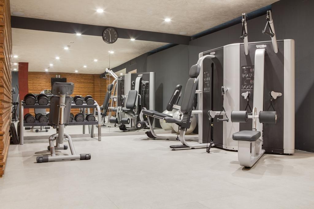 Appartementen Riviera Vista - gym