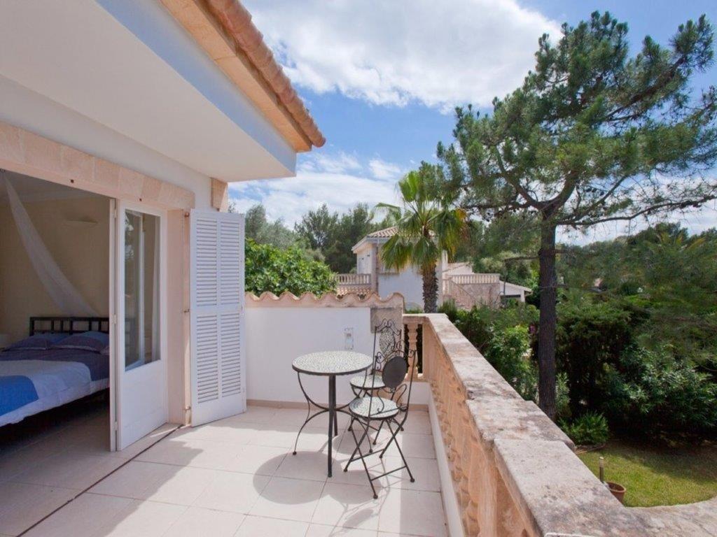 Villa Blanca - balkon