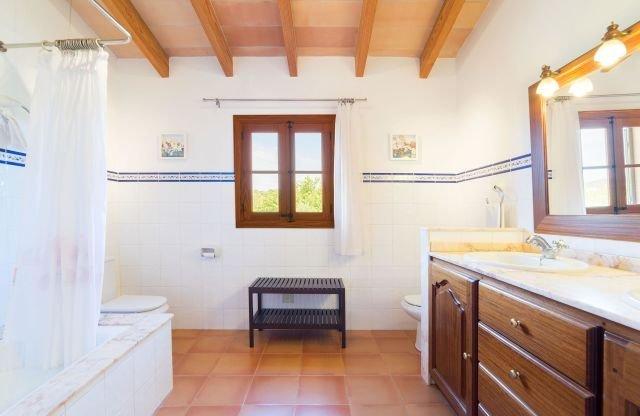 Villa Estern - badkamer