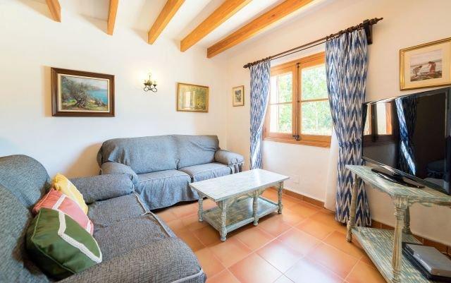 Villa Estern - woonkamer
