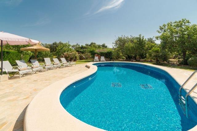 Villa Estern - zwembad