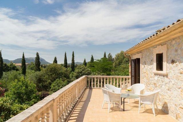 Villa Estern - balkon