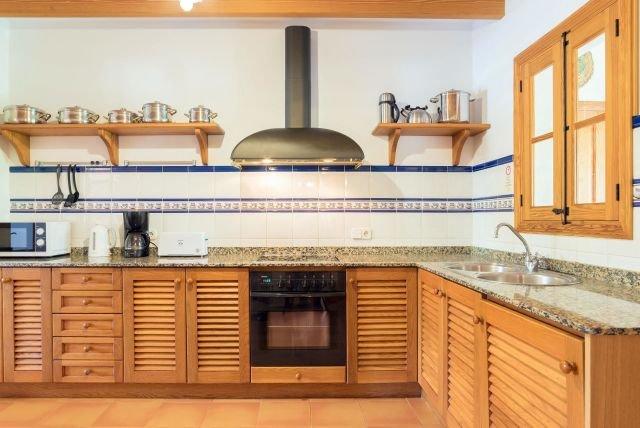 Villa Estern - keuken