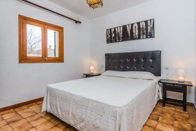 Villa Canaves - slaapkamer