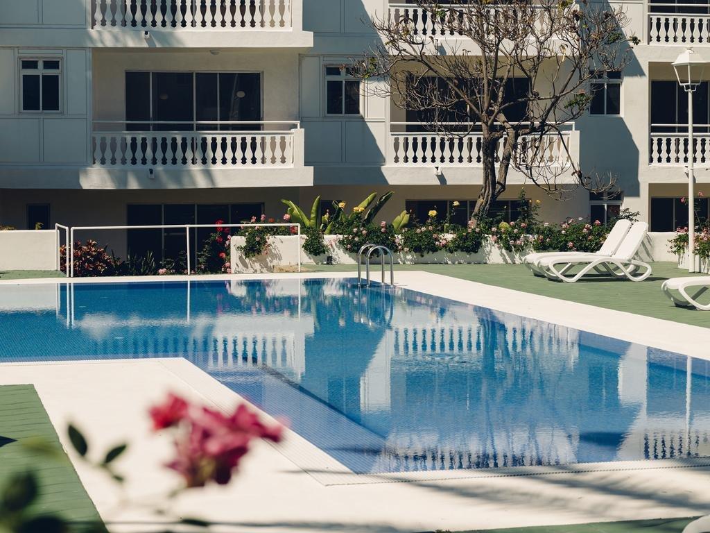 Appartementen Route Active - zwembad