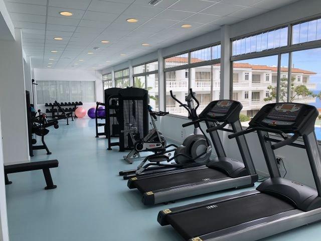 Appartementen Route Active - fitnesszaal