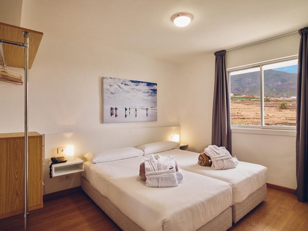 Appartementen Route Active - slaapkamer