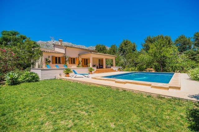 Villa Can Vich - zwembad