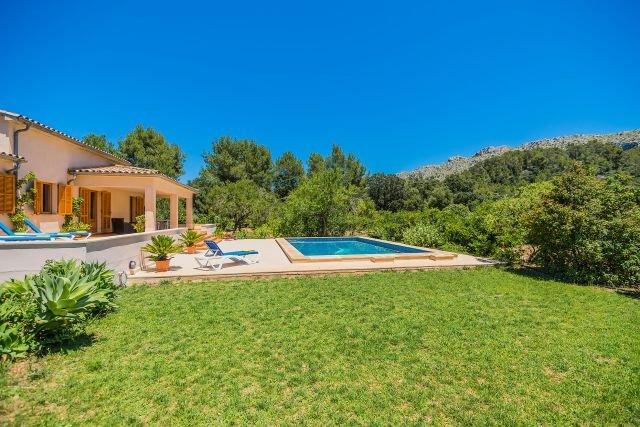 Villa Can Vich - tuin