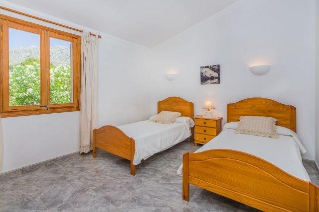 Villa Can Vich - slaapkamer