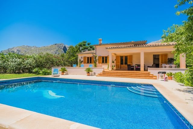 Bijzondere accommodaties Villa Can Vich in Cala San Vincente (Mallorca, Spanje)