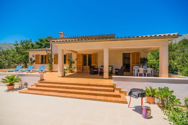 Villa Can Vich - villa