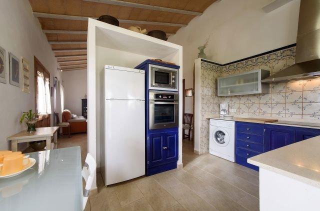 Villa Naranjas - keuken