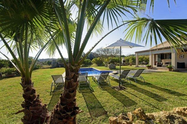 Villa Naranjas - tuin