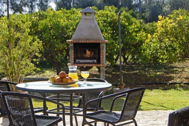 Villa Naranjas - barbecue