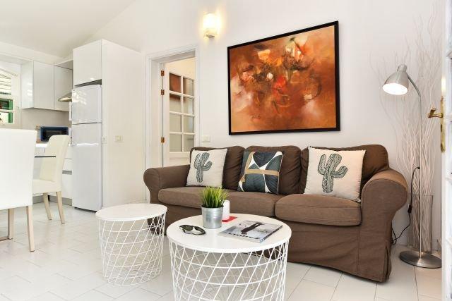 Appartement Liz 8 - woonkamer