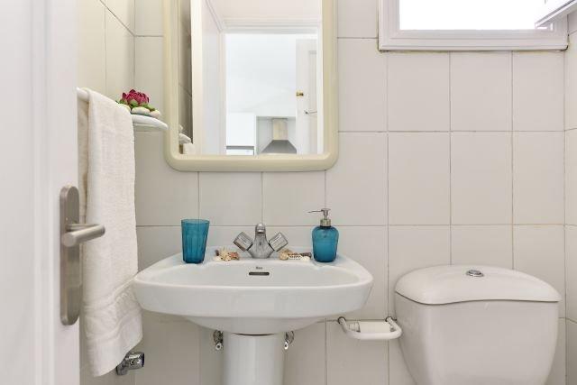 Appartement Liz 8 - badkamer
