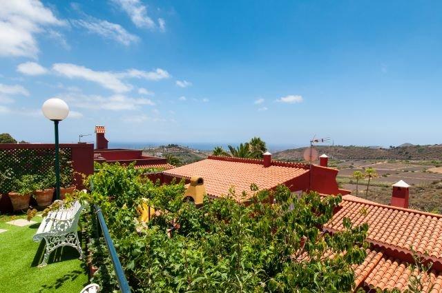 Villa Casa de la Cruz - uitzicht