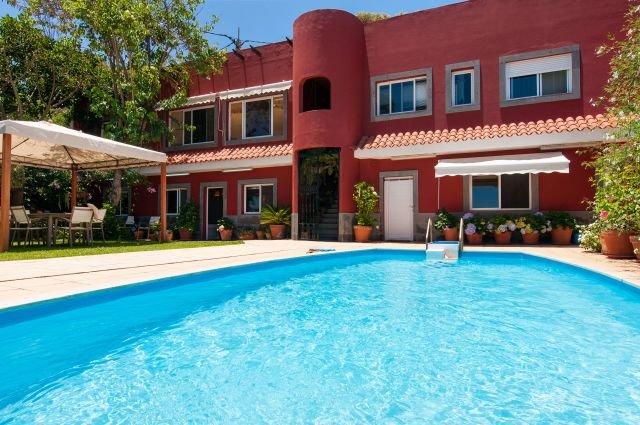 Villa Casa de la Cruz - zwembad