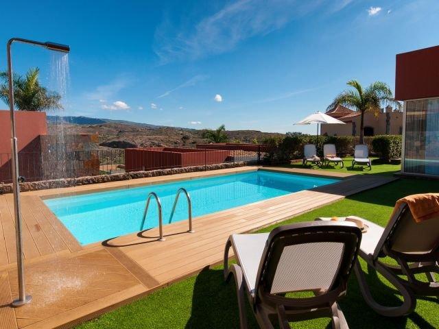 Villa Par4 -nr 16 _ zwembad