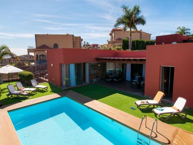 Villa Par4 -nr 16 _  tuin
