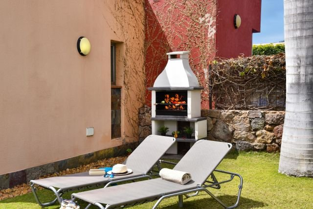 Villa Par 4 - nr 7 _ barbecue