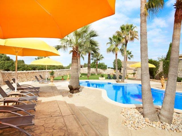 Bijzondere accommodaties Hotel Puig de Ros Alt in Llucmajor (Mallorca, Spanje)
