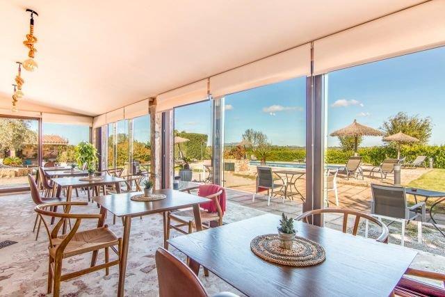 Hotel Son Perdiu - restaurant