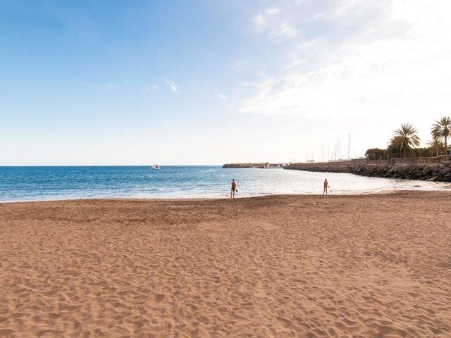 Villa Caboso - strand
