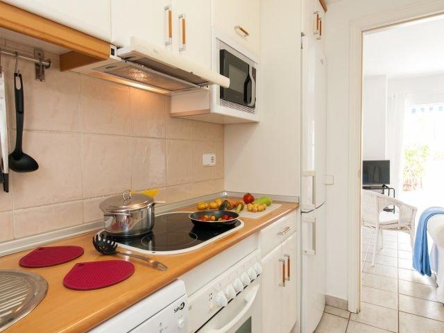 Villa Caboso - keuken