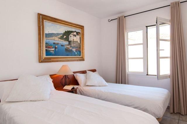 Villa Marina Port - slaapkamer